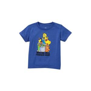 Sesame Street We Are All Friends Here (Toddler & Little Boys)