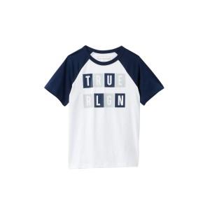Textured Short Sleeve Tee (Toddler & Little Boys)