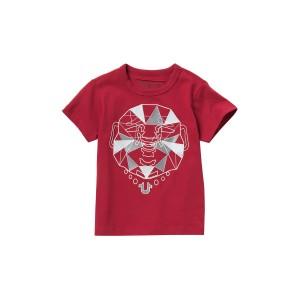 Prism Buddha Tee (Toddler & Little Boys)