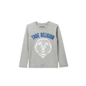 Skyline Long Sleeve T-Shirt (Toddler & Little Boys)