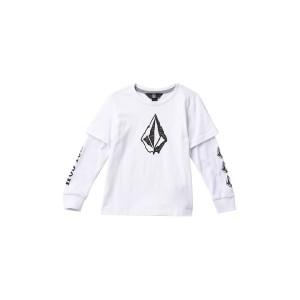 West Twofer Long Sleeve T-Shirt (Toddler & Little Boys)