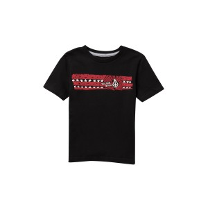 Mag Dye Short Sleeve T-Shirt (Toddler & Little Boys)