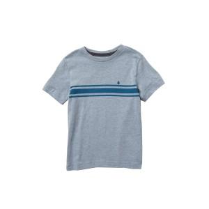 Land Lines Short Sleeve T-Shirt (Toddler & Little Boys)