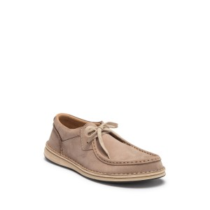 Pasadena Leather Moc Toe Sneaker - Discontinued
