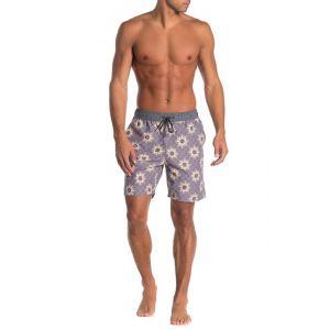 Hazard Printed Board Shorts