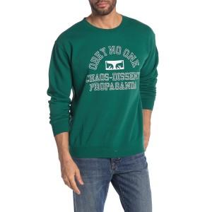 No One Eyes Crew Neck Sweatshirt