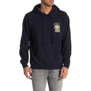 Search Destroy Brand Logo Pullover Hoodie