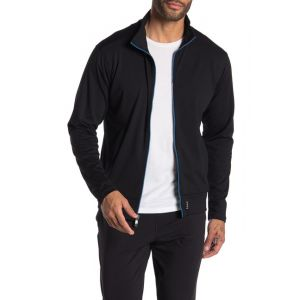 Athletic Full Zip Knit Jacket
