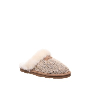 Effie Genuine Sheepskin Fur Lined Slipper
