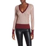 Pierette Silk Blend Knit Sweater