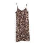 Jules Leopard Slip Dress