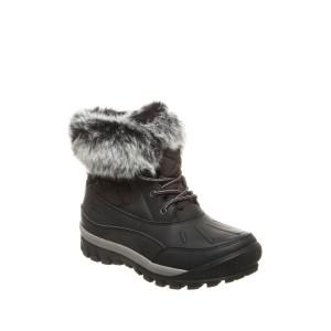 Becka Faux Fur Collar Boot