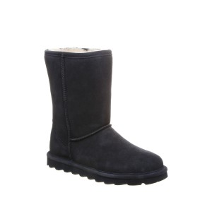 Elle Genuine Sheepskin Waterproof Boot