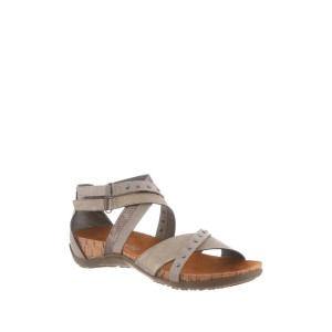 Julianna Strappy Footbed Sandal