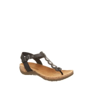 Jean Grommet Footbed Sandal