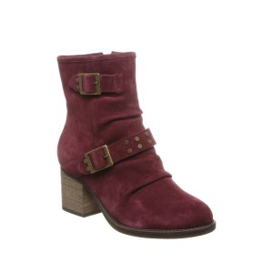 Amethyst Buckle Boot