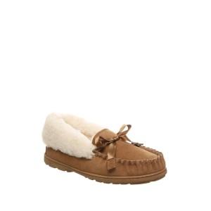 Indio Genuine Sheepskin Fur Lined Moccasin