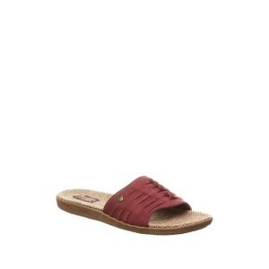 Cedar Woven Slide Sandal