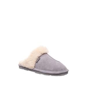 Loketta Genuine Sheepskin Fur Lined Slipper