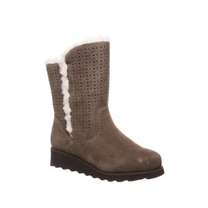 Lillian Genuine Sheepskin Fur Lined Boot