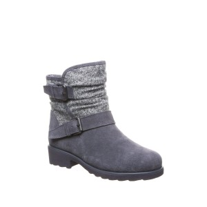 Avery Buckled Slouchy Shaft Boot