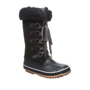 Denali Wool Blend & Genuine Skeepskin Waterproof Boot