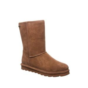 Helen Genuine Sheepskin & Wool Lined Suede Boot