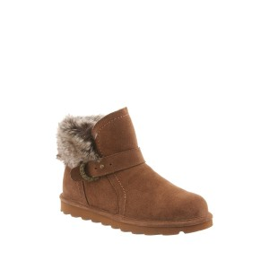 Koko Faux Fur Lined Ankle Boot