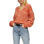 Central Cable Sweater