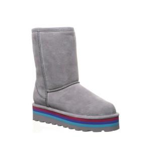 Retro Elle Suede Boot