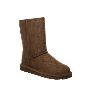 Eliana Texture Embossed Boot