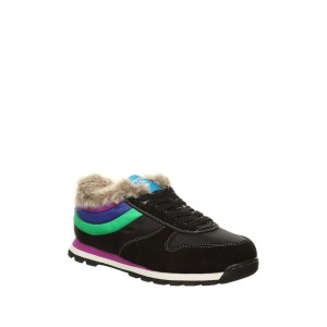 Hoodoo Faux Fur Jogger Sneaker