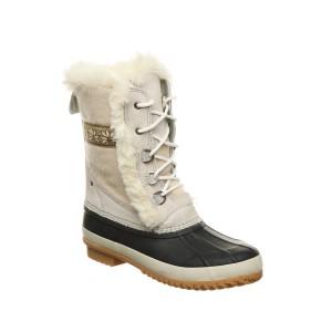 Tess Waterproof Faux Fur Boot
