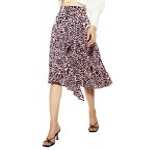 Taylor Pleat Midi Skirt (Regular & Petite)