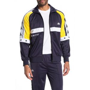 Authentic Bafer Convertible Track Jacket
