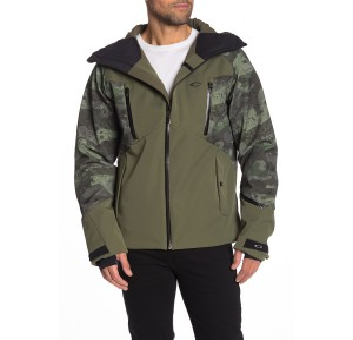 Colorblock Soft Shell 10K Jacket