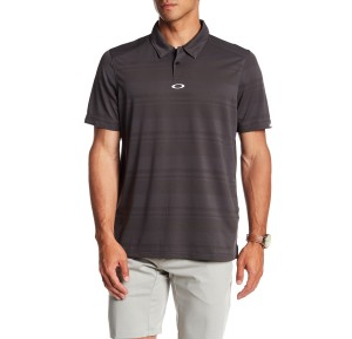 Aero Stripe Regular Fit Polo