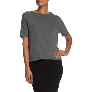 Short Sleeve Knit Pullover