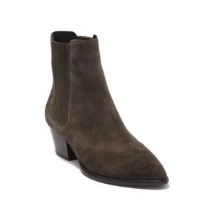 Hook Suede Chelsea Boot
