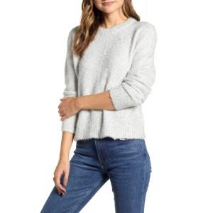 Eyelash Metallic Detail Sweater