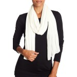 Textured Woven Scarf
