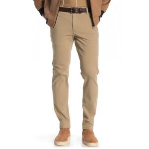 Alpha Khaki Smart Flex Skinny Pants