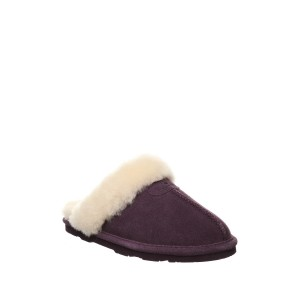 Loki II Genuine Sheepskin Fur Lined Slipper
