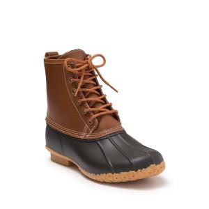 Waterproof Duck Boot - Wide Width