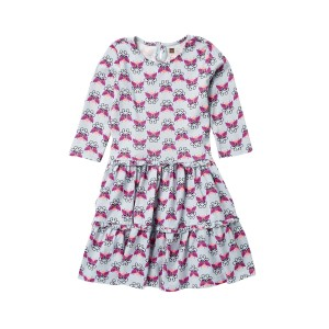 Beitiris Tiered Dress (Toddler, Little Girls, & Big Girls)