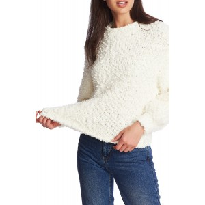 Poodle Texture Pullover