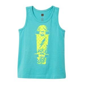 Skateboard Graphic Tank (Toddler, Little Girls, & Big Girls)
