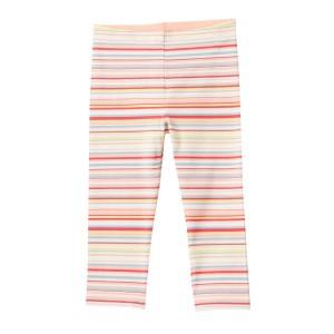 Multi Stripe Capri Leggings (Toddler, Little Girls, & Big Girls)