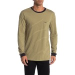 Storie Striped Stitch Long Sleeve T-Shirt