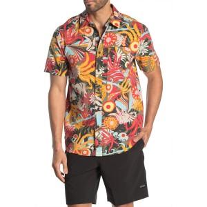 Psych Floral Modern Fit Shirt